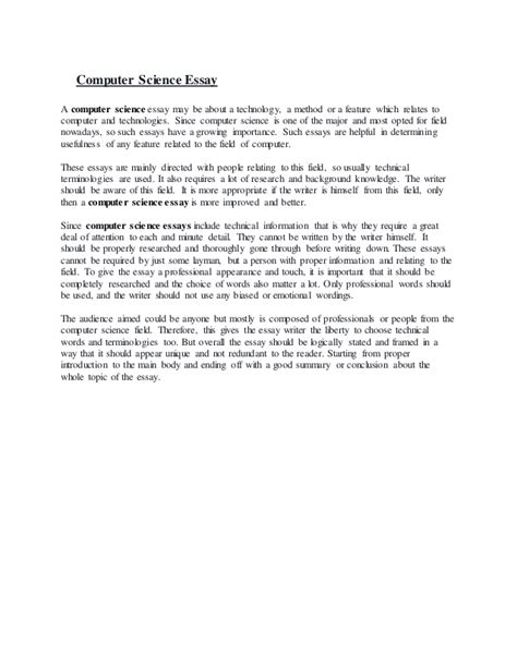 Advantage Of Computer Technology Essay by Essay About Computer Dailynewsreport970 Web Fc2