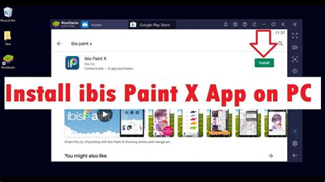 Ibis paint x is a popular and versatile drawing app downloaded more than 100 million times in total as a series, over 2500 materials, over 800 fonts, which provides 381 brushes, 71 filters, 46 screentones, 27 blending modes, recording drawing processes, stroke stabilization feature, various ruler features such. How To Install ibis Paint X App on PC Windows 7/8/10 Mac ...