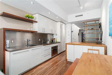 tiny apartment kitchens  excel  maximizing small