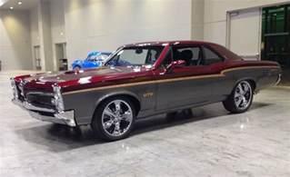 1967 GTO Custom Car