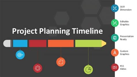 project planning timeline editable