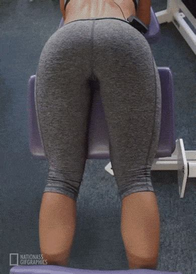Sexy Butt Girl  Find And Share On Giphy