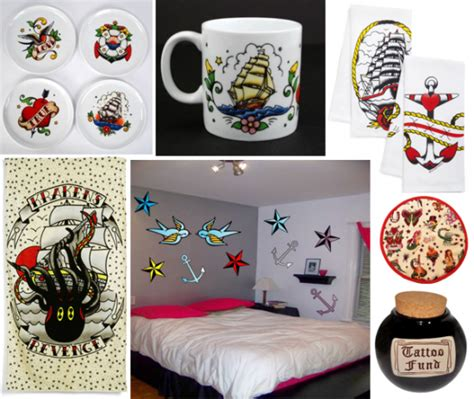 Sailor Jerry Home Decor by Your Home Sailor Jerry And Vintage Style