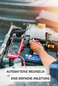Autobatterie Wechseln Anleitung : autobatterie wechseln eine einfache anleitung auto batterie autos und batterien ~ Watch28wear.com Haus und Dekorationen