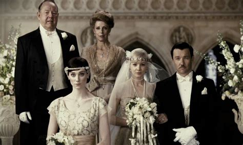 And the bride wore a frown: Carey Mulligan wears a 1920s