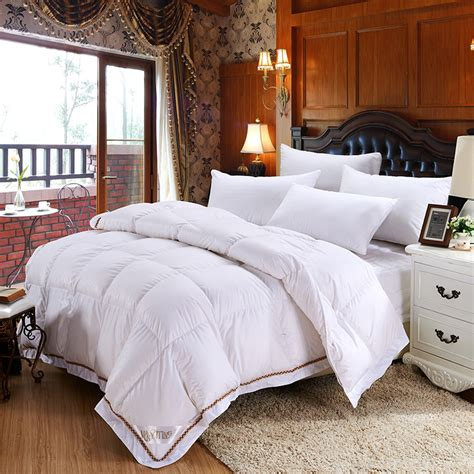 soft pink comforter soft white pink 90 goose comforter 750fp