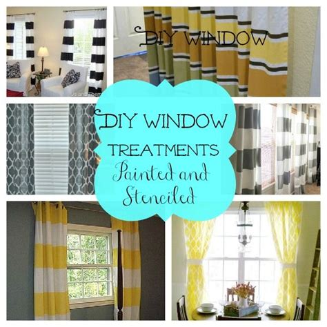 diy kitchen curtain ideas 17 best images about diy window treatments on