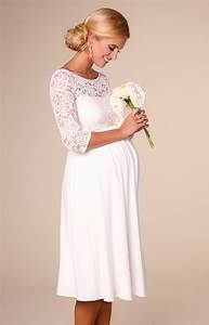 lucia maternity wedding dress short ivory maternity With short maternity wedding dresses