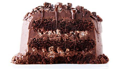 chocolate rice krispie cake recipe bite