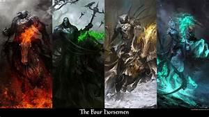 Image Result For Darksiders Four Horsemen Darksiders