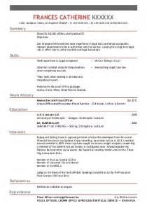 77 cv exles templates livecareer