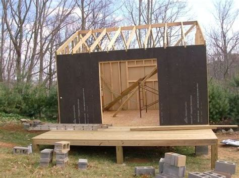 build your own cabin cheap how to build your own mortgage free small home