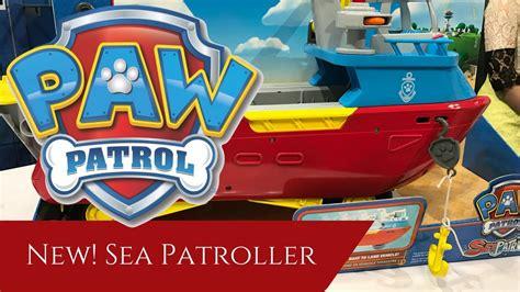 Paw Patrol Boat by New Paw Patrol Sea Patroller 2017 Fair