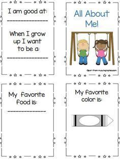 all about me book booklet preschool all about me 297 | e39ac7666667b917b0412249ce3ac0cb