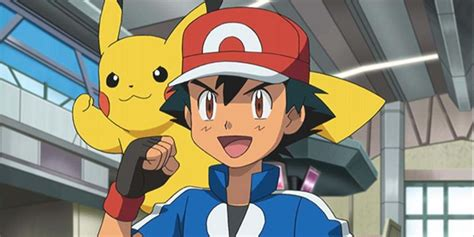 Pokemon Anime Reveals Advice Ash's Dad Gave Him | Game Rant