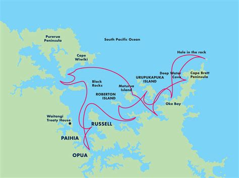 6 Night U2013 Bay Of Islands Luxury Cruise | Luxury Travel In New Zealand