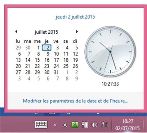 afficher horloge sur bureau widget horloge ou comment connaître l 39 heure de plusieurs