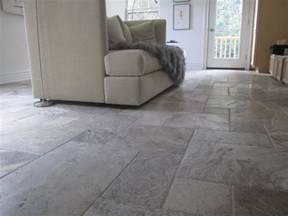grey travertine for living room modern with marble fireplace leather sofas3