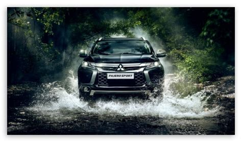 Mitsubishi Outlander Sport 4k Wallpapers by 2017 Mitsubishi Pajero Sport 4k Hd Desktop Wallpaper For