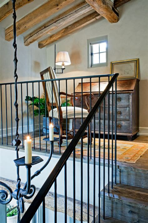 home interior railings delightful rustic iron wall decor decorating ideas gallery in home office rustic design ideas