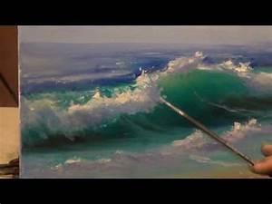 Comment Dessiner La Mer : comment peindre la mer ~ Dallasstarsshop.com Idées de Décoration