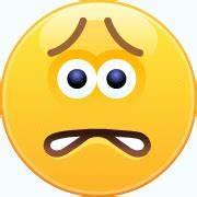 """""""Worried&q... Worried Emoji"""