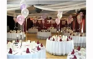 Decoration De Table De Mariage : deco ballon mariage youtube ~ Melissatoandfro.com Idées de Décoration