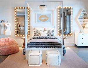 20 of the most trendy teen bedroom ideas bedrooms for The ideas for teen bedroom decor