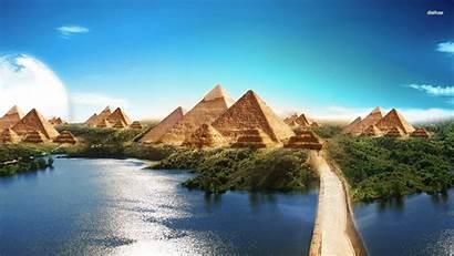 Pyramid Wallpapers Pyramids Desktop Egyptian Giza Backgrounds