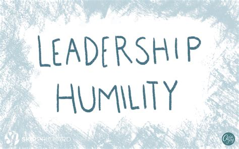 aim higher servant leaders  humble