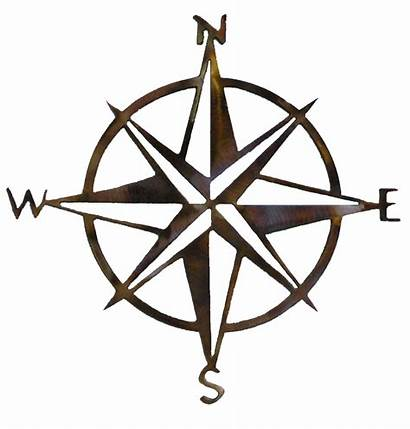 Compass Rose Transparent Map Drawing Treasure Clipart