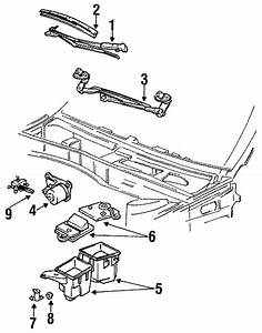 1992 Ford Taurus Motor  Wiper  Assembly   Front   2003