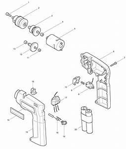 Buy Makita 6040d Replacement Tool Parts