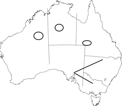 australia  drawing clipart