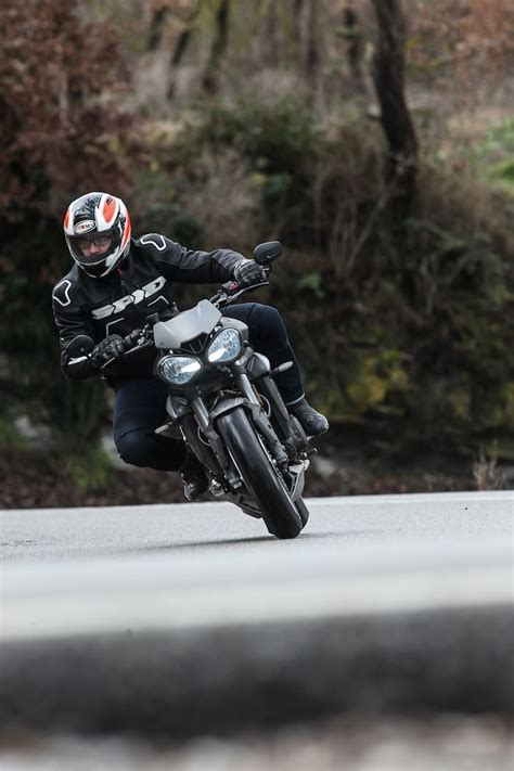 2017 Triumph Street Triple Rs First Ride Test  14 Fast