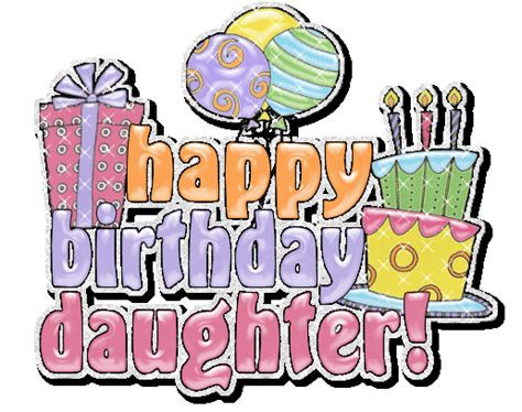 daughter birthday clip art clipart collection cliparts