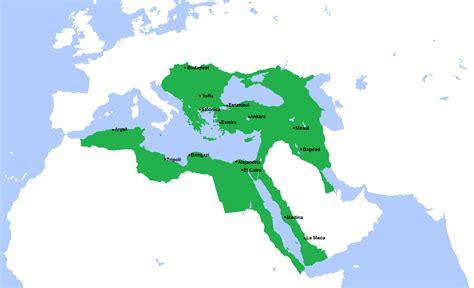 espansione impero ottomano offensive e rivolte arabo islamiche breve storia dalle