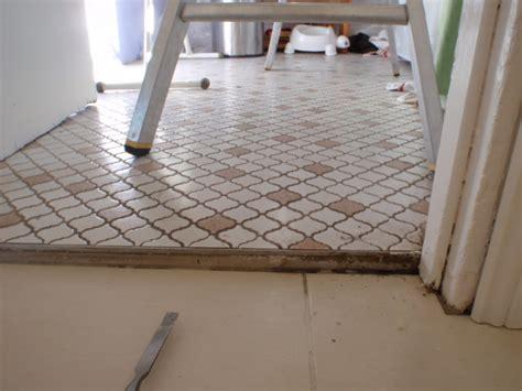 asbestos linoleum sheet flooring