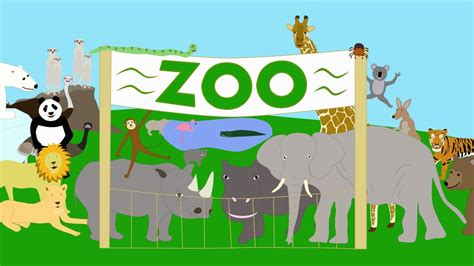 zoo animals song children kid kidstv123