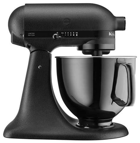 Kitchenaid Mixer by Kitchenaid Introduces Limited Edition Artisan 174 Black Tie