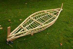 How to Build Wooden Canoe Plans