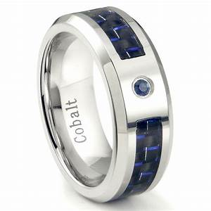 mens wedding bands with blue sapphire wedding and bridal With blue sapphire mens wedding rings