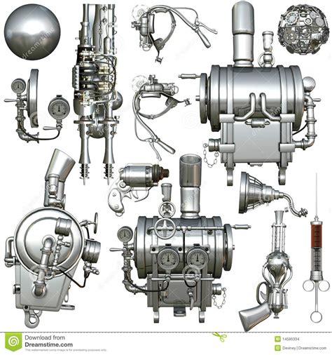 Cyborg Parts Stock Images  Image 14595334
