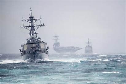 Military Navy Fleet Ship Plan Strike Equipment