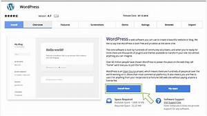 how to install wordpress using softaculous o netngn With how to install wordpress template in cpanel