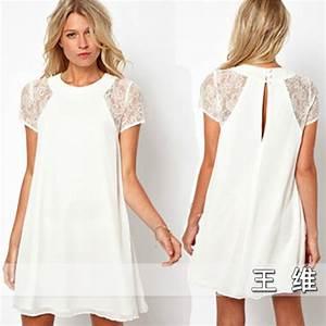 robe blanche desigual 2015 robe classique site blog photo With robe blanche desigual