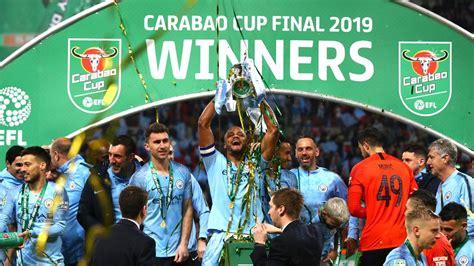 Manchester City Carabao Cup