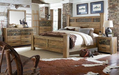 habitat futon habitat rustic buckskin poster bedroom set 554 52 60 62