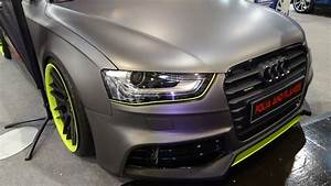 Audi A4 Tuning : audi a4 3 0 tdi tuning essen motorshow 2014 germany youtube ~ Medecine-chirurgie-esthetiques.com Avis de Voitures