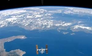 International Space Station visible over Alabama for 4 ...